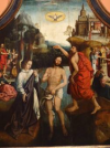 Commentary to the Baptism of the Lord