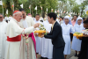 Top Vatican official marks 350 years of Church in Siam