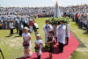 South Korean Mass for peace attracts 20,000 faithful