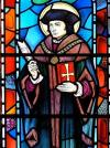 "ST.THOMAS MORE, ""The King's Good Servant, But God's First."""