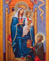 Pope to bless painting of Our Lady of Walsingham ahead of rededication of England in March